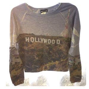 Wet Seal light sweatshirt size XS